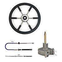 Рулевое и дистанционное управление, комплектующие