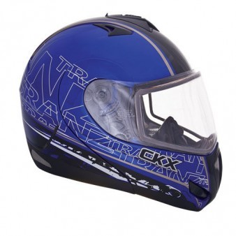 Шлем CKX TRANZ RSV SNOW BLIND Blue